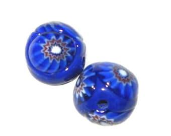 Vintage Venetian handmade beads
