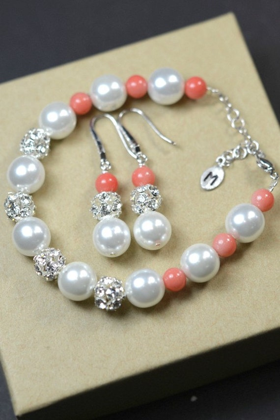 -Wedding Jewelry Bridesmaid Gift Bridesmaid Jewelry Bridal Jewelry ...