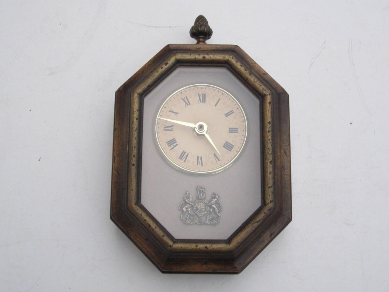 kienzle octagon wall clock wharton studios retro by