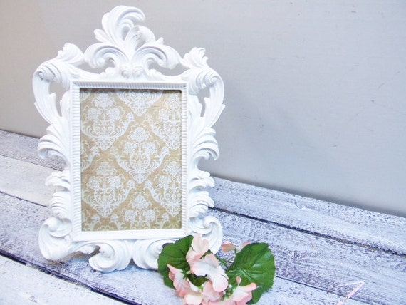 1 X Ornate Picture Frame Wedding Table NUMBERS Wedding Favors