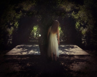 Choosing the Right Path - LIMITED EDITION, Matted Print, Surreal, Whimsical, Fine Art Photography