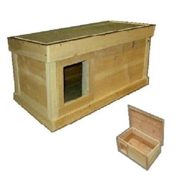 The Ark Outdoor Cat House