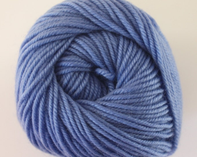SALE*** Staples 8ply / DK - 4132 Forget me not 100g  - 100% Merino - 177m/100gm