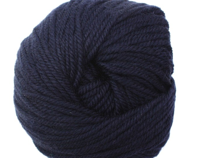 SALE***Staples 8ply / DK - 620 Black 100g  - 100% Merino - 177m/100gm