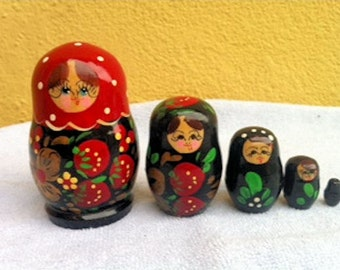 Nesting Doll, Matryoshka #2