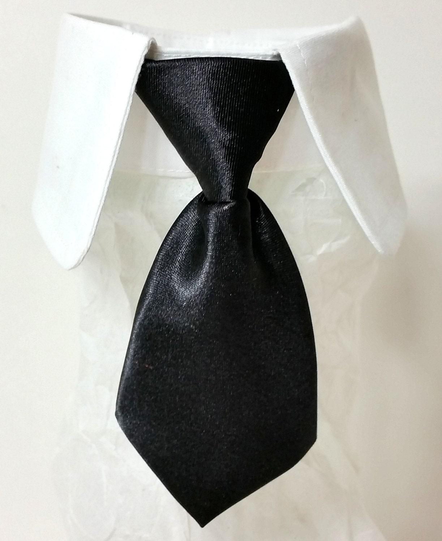 Dog Necktie. Male Dog Neck Tie Necktie Dog Collar Boy Dog
