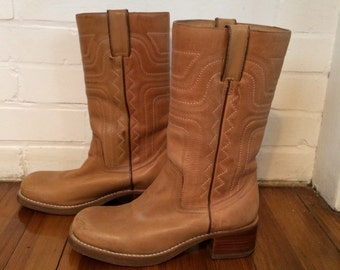 Vintage Jeffery Campbell Campus Boots Size 7
