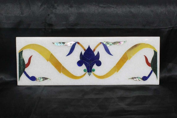 Marble Inlay Borders : Borders tiles marble inlay floor tile hand made