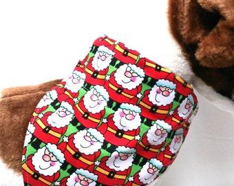 Santa Clause Dog Bandana