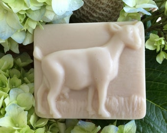 Gretchen the Goat - Goat's Milk & Shea Butter Soap