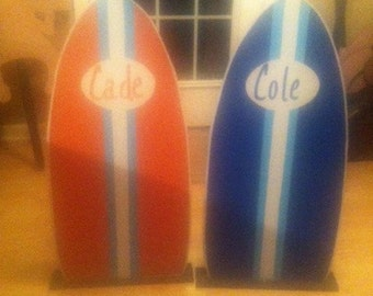 Surf Board Party Decoration