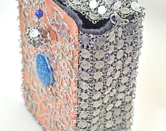 Stainless Stell & Copper Purse