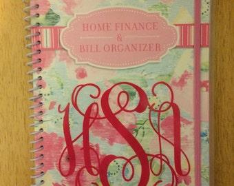 Personalized Bill Organizer