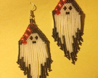Boo earrings