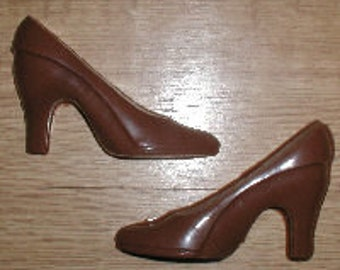 Small High Heel Shoe 3D Assembly Chocolate Mold