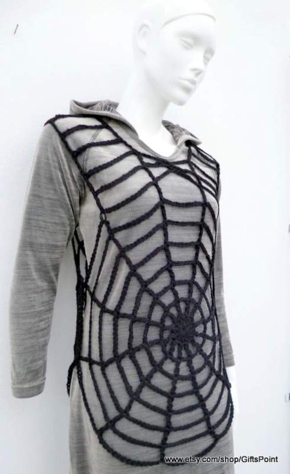 Crochet Pattern Lace Crochet Tunic Pattern Easy Crochet Pattern