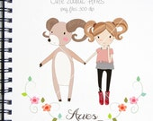 Aries clipart , Cute zodiac , zodiac Clipart set , instant download PNG file - 300 dpi