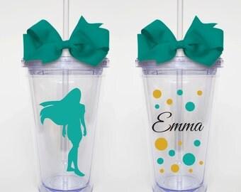 Pocahontas, Disney - Acrylic Tumbler Personalized Cup