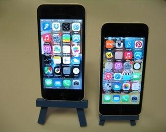 iPhone Holder, an easel