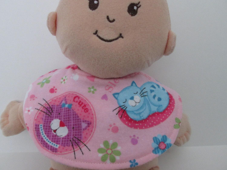 Doll Bib Fits Baby Stella Doll Wee Baby Stella Doll Rosy