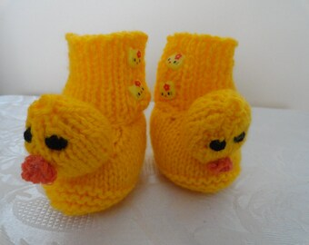 Booties ducks