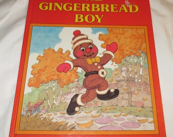 The Gingerbread Boy by Jim Lawrence