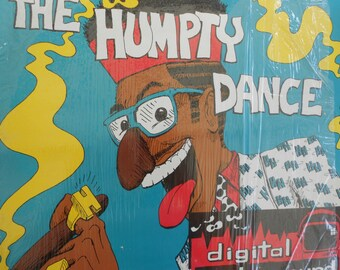 Digital Underground - The Humpty Dance - single vinyl record