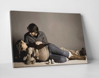 12x18 Photo Canvas for Tatiana