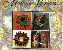 Making Wreaths vintage book by Barbara Radcliffe Rogers
