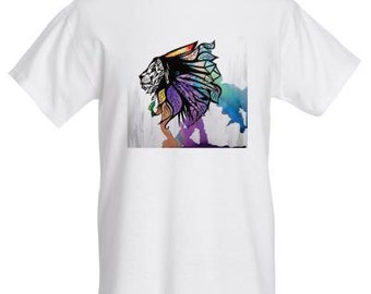 Rasta King Mens T-shirt
