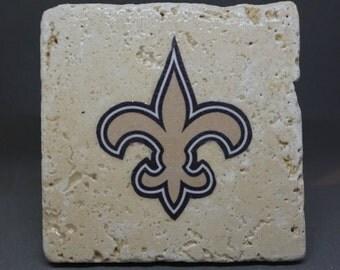 New Orleans Saints Coaster