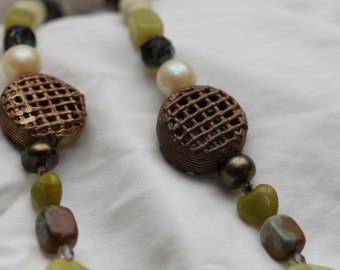 Nature's Bequest necklace