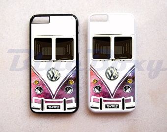 Mini Bus Nebula iPhone 8, 8 Plus, iPhone X, iPhone 7, iPhone 7 Plus, iPhone 6/6s, iPhone 6 Plus, 6s Plus, iPhone 5/5s, iPhone 4/4s