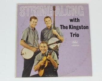 String Along withThe Kingston Trio Record, Vintage Kingston Trio Album