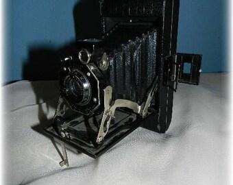 Antique Kodak Anastigmatic O Kodon Folding Camera