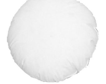 15x15 Round Pillow Inserts/ Pillow Form