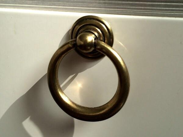 Dresser Drop Pull Knobs Drawer Knob Pulls Handles Ring Kitchen