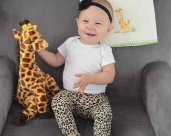 Black Baby Headband - Shabby Rose Headband - Baby Girl Headband - Photo Prop Headband - FOE Headband - Soft Baby Headband - Black Baby Bows