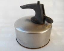 Revere Ware Tea Kettle Pot Metal