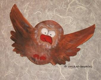 owl wooden