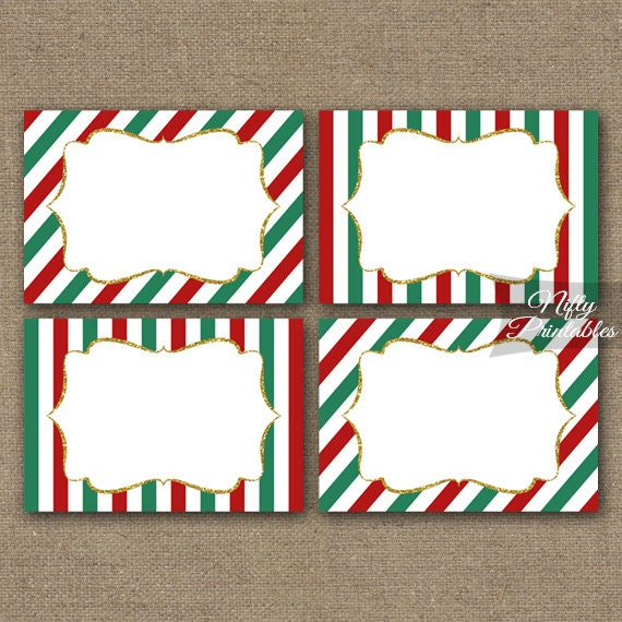 Blank name tags printable wwwpixsharkcom images galleries with a bite for Christmas name badges