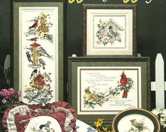 Stoney Creek Collection:  Four (4) Cross Stitch Booklets