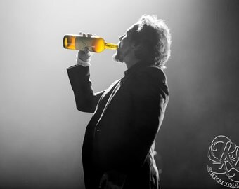 Eddie Vedder - 8x10 or 13x19 PRINT Pearl Jam LIMITED