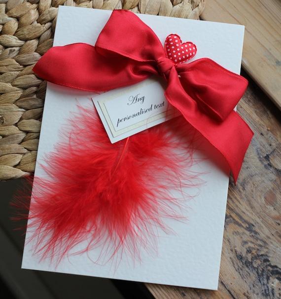 Items Similar To Handmade Birthday Card Boyfriend 21st Birthday 30th 40th Personalised Card