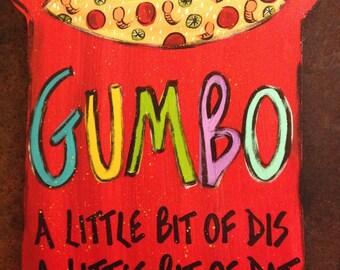 Gumbo Pot