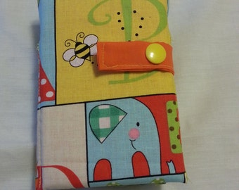 Crayon Holder with Drawing Pad