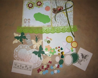 card Kit, jack n jill collections