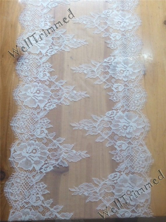 10 ft lace table runner 13 wide lace table runner lace for 12 ft table runner