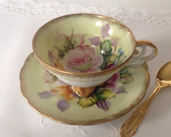 Shafford Japan Hand Painted Bowl