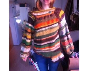 Goa hippy pullover